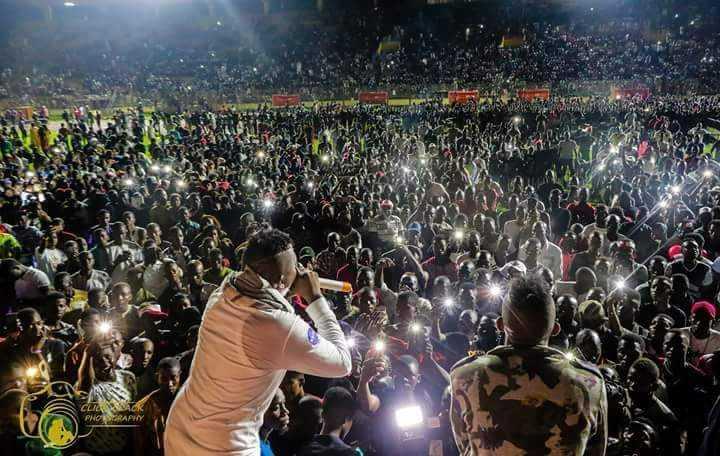 Les rappeurs: un passage obligé pour s'assurer une victoire aux élections présidentielles?