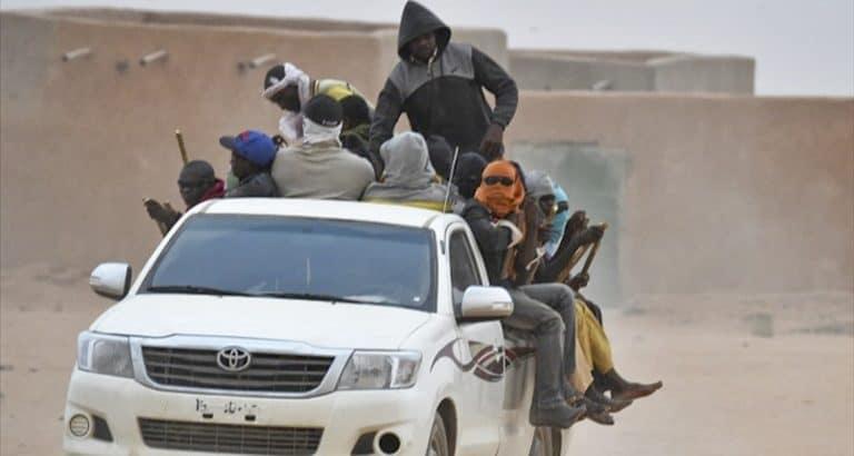 Nantaka groupe armée hommes Mopti Mali