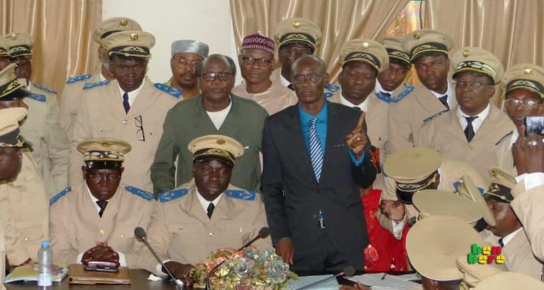 Préfets grève syndicale Bamako Mali grève préfets présidentielle Benbere