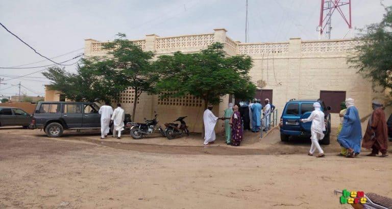 À Sakna, le chef vote à la place des villageois