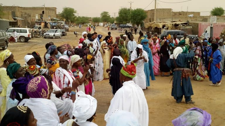 Mariage : A Tombouctou, seuls les millionnaires peuvent se marier