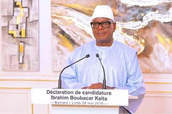 Election présidentielle 2018 président_de_la_republique_du_ Mali.