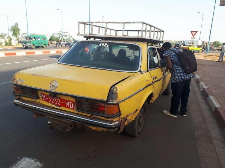 Monologue d'un chauffeur de taxi : « Le Mali n'est pas en règle »