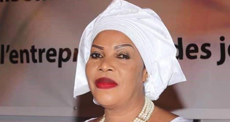 Djebou Candidate quand presidente mali elections presidentielles Bamako Mali