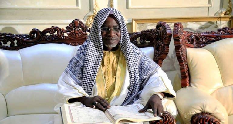 cherif madani haidara ibk Guide_religieux_influenceur_Bamako_Mali