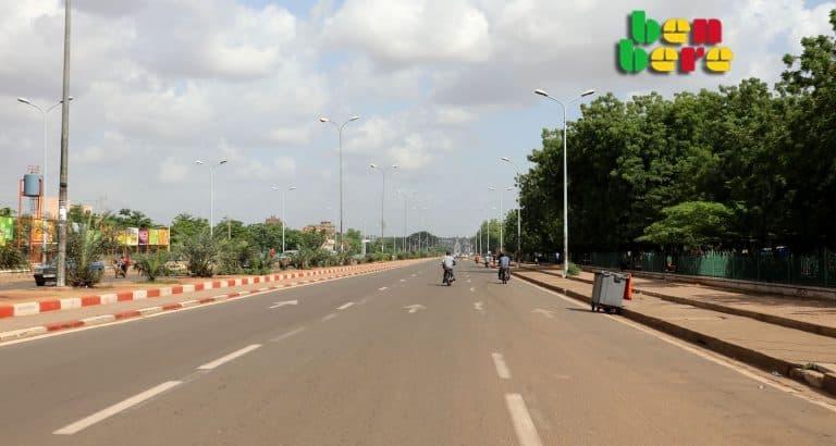 Route bamako Mali Benbere