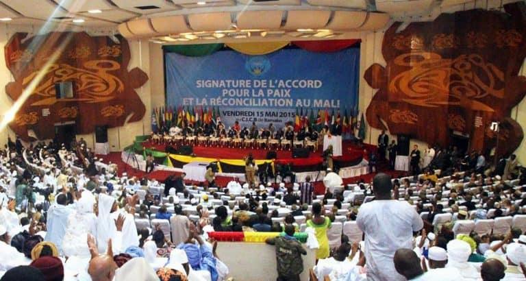 accord paix programmes candidats