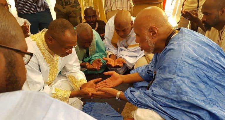 cherif nioro votera aliou candidat Aliou et cherif residentielle politcien Bamako Mali Benbere