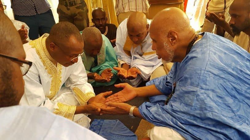Le Cherif de Nioro votera Aliou Diallo