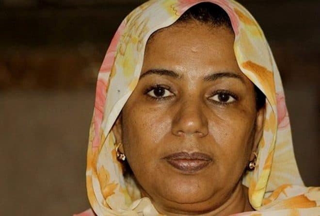La ministre Nina Wallet Intalou n'est pas à la place qu'il lui faut