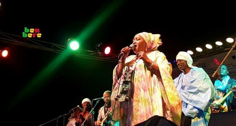 deces khaira au revoir artiste artiste_scene_concert_musicien_Bamako_Mali benbere 2