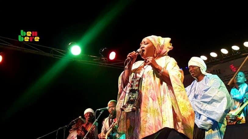 Décès de Khaira Arby : au revoir l'artiste