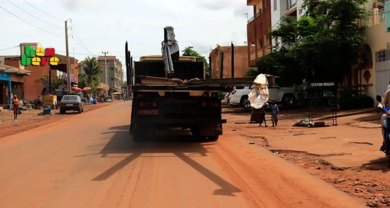 circulation camions kabala bamako Mali Benbere