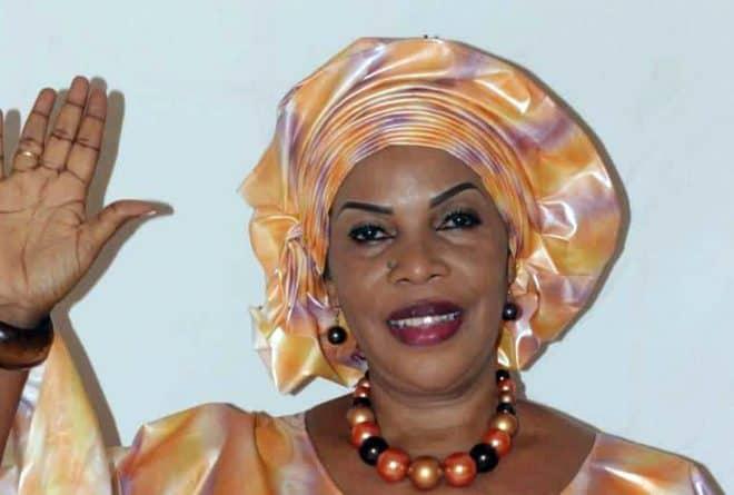 Djénéba N'Diaye mérite la médaille du courage