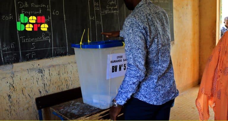 Tombouctou second tour présidentielle benbere