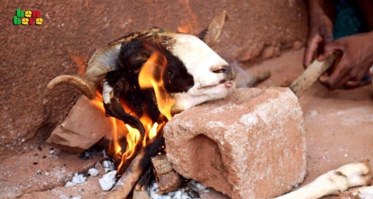 periode tabaski stresse mouton_fumé_feu_Tabaski_Bamako_Mali