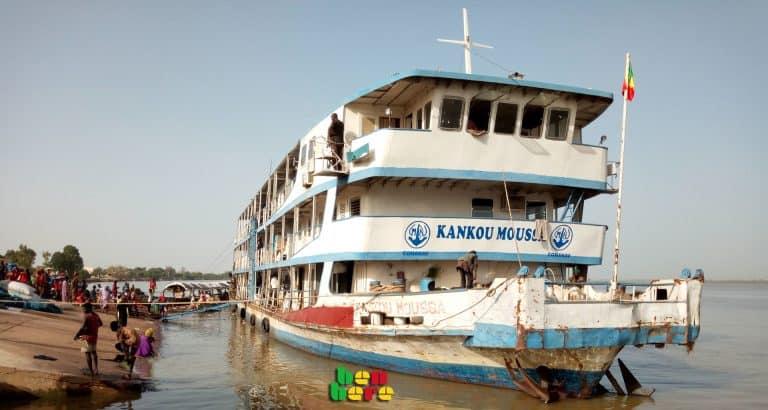 mopti tombouctou voyager bateau Bateau Kankou Moussa Diré Mali Benbere