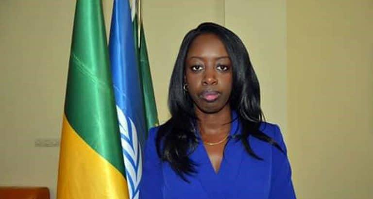 kamissa camara presidente mali Kamissa_Camara_ministre_des_affaires_etrangeres_Bamako_Mali copie