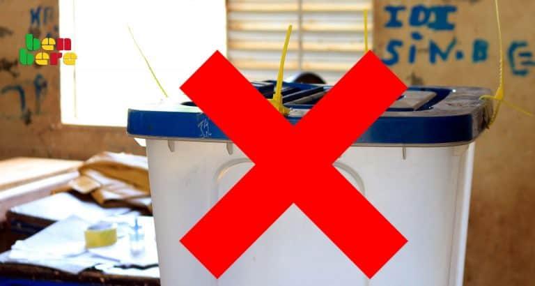 politique malienne nuls mali vote repas urne bureau crois bamako mali benbere