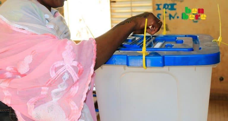 politique malienne nuls vote