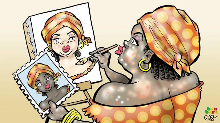 depigmentation sante publique benbere mali
