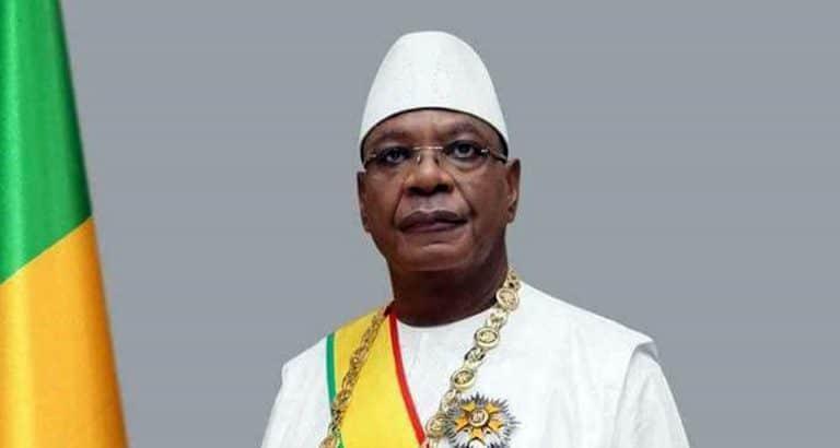 ibk etranger President_de_la_republique_Bamako Mali