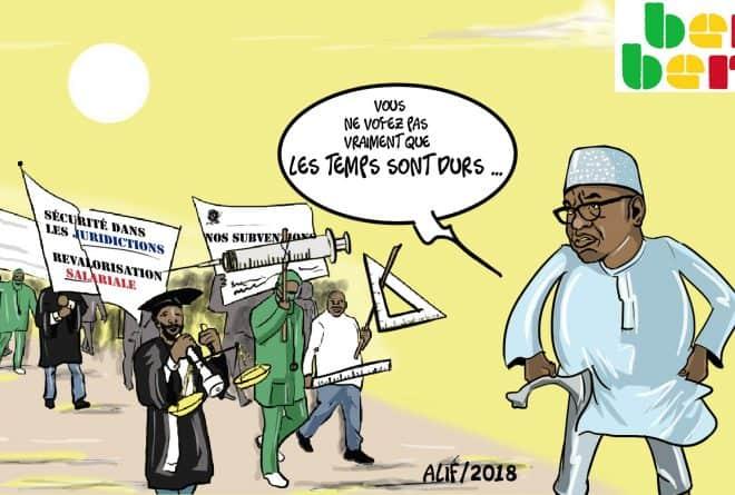 Mali, le royaume des grévistes