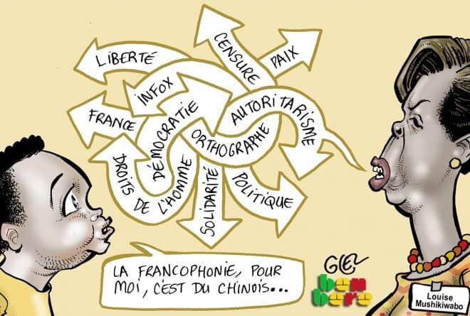Les valeurs de la Francophonie, c'était la Bohème