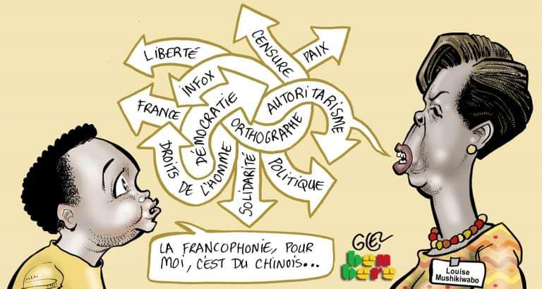 valeurs francophonie boheme francophone benbere mali