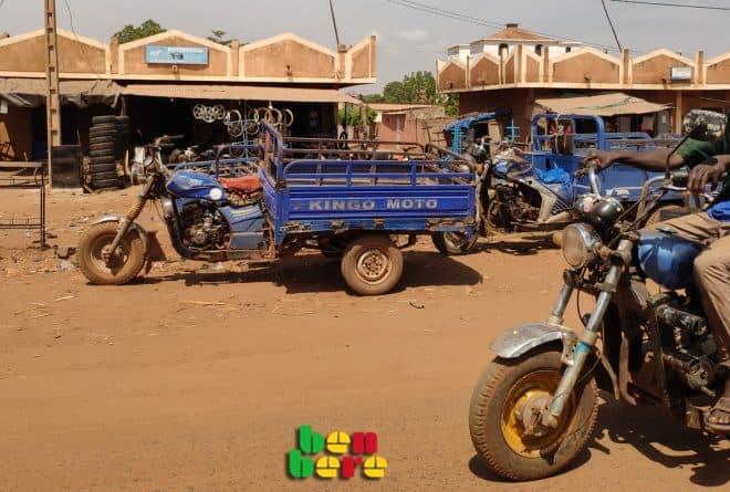 Les taxis-motos à la frontière ivoiro-malienne, un problème de sécurité régionale ?