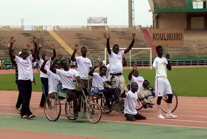 Les handicapés peuvent aussi occuper des postes de responsabilité