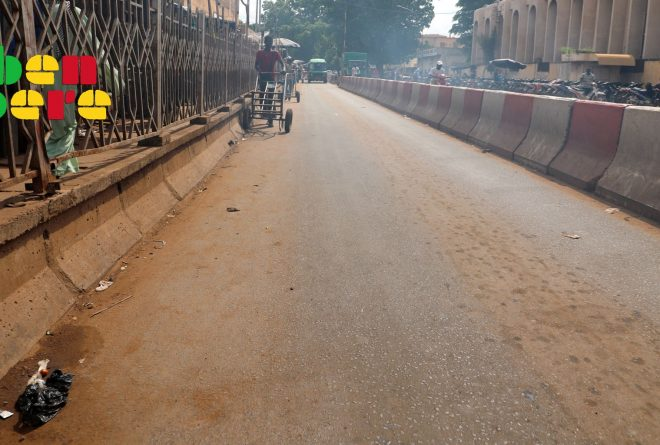 A Bamako, la meilleure saison pour circuler