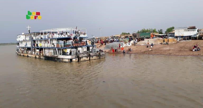 octobre tragique fleuve niger