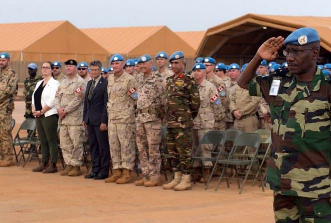 Mali : le retrait canadien et l'avenir incertain de la Minusma