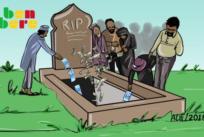 Les « médecins d'après la mort » doivent d'abord aider les vivants