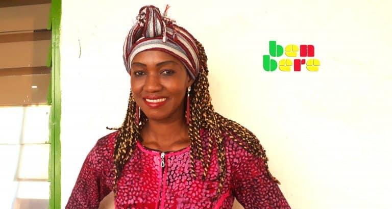 pionniere cartographie numerique mali Nathalie Sidibe