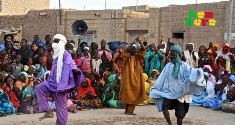richesse danses traditionnelles tombouctou Danse bellé'idjé Tombouctou1