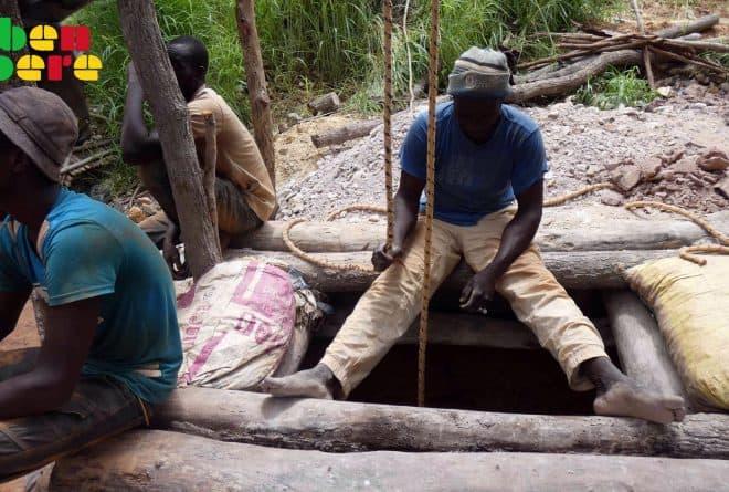 Les mines d'or artisanales à Sikasso, une richesse ou un malheur ?
