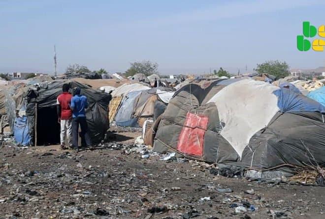 A Bamako, la face cachée du camp des déplacés de Faladiè