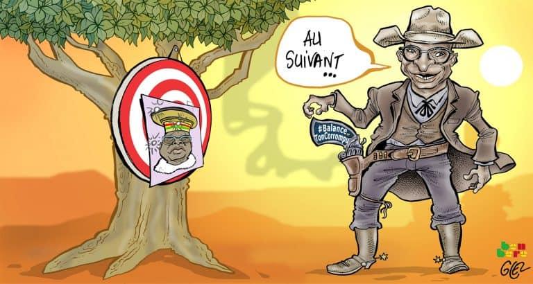 balance corrompu president patronat malien