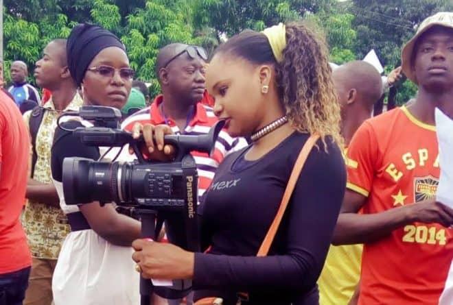 Femmes journalistes : encore des défis à relever !