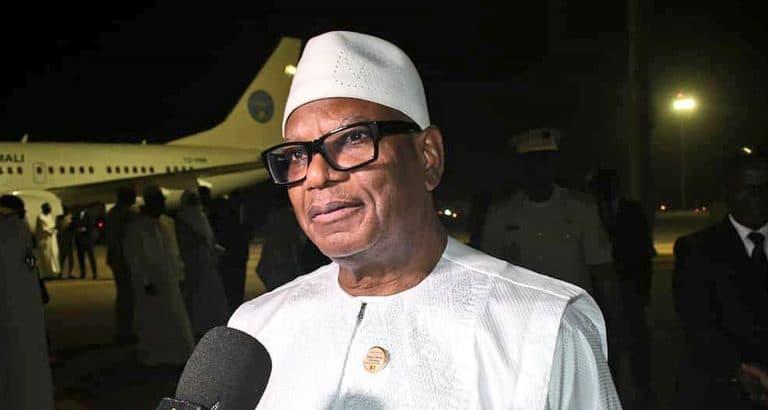 mali ancre xxieme siecle IBK president du Mali
