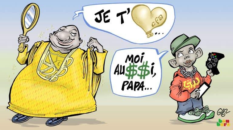 société malienne maladie matérialiste