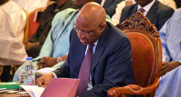 boubeye démission questions boubeye Maiga