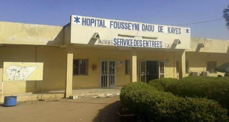 hôpital kayes scanner ministre sante
