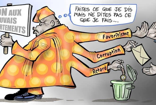 Corruption, favoritisme : le changement sans en payer le prix ?