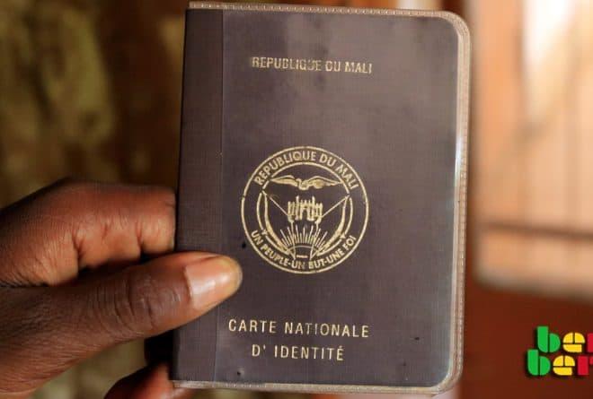 Mali : il faut rétablir l'honneur de la carte nationale d'identité !