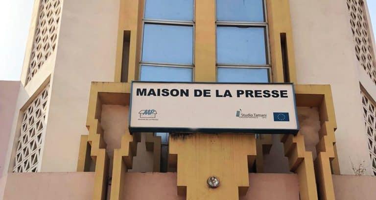 rapport 2019 rsf mali maison de la presse Benbere