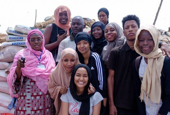 A Bamako, des jeunes étudiants au secours des déplacés du Centre