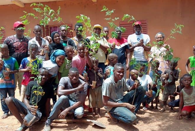 Des arbres pour un Mali vert !
